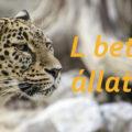 l betűs állatok